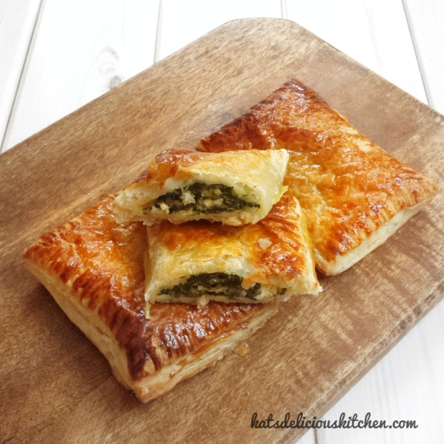 Spinach & Feta Squares BLW [8m+] Toddler & Family